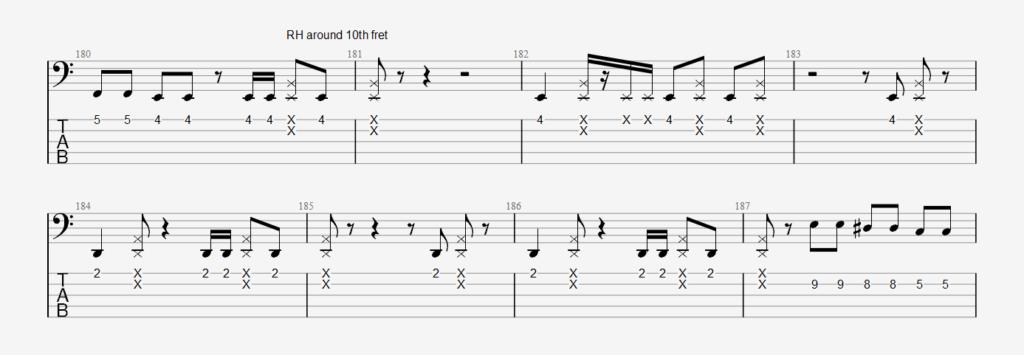 AlgeRNon Stick Bass.