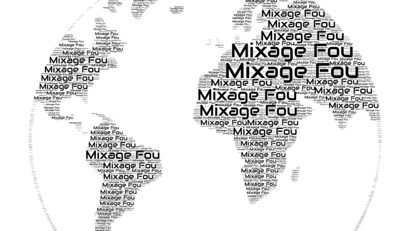Mixage Fou illustration